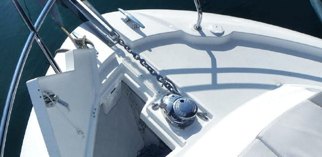 AQUA PECHE 300 │ Rigiflex of 0m │ Boat powerboat Jeanneau