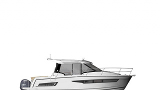 Merry Fisher 895 │ Merry Fisher of 9m │ Boat powerboat Jeanneau