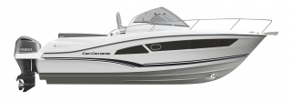 Cap Camarat 9.0 CC │ Cap Camarat Center Console of 9m │ Boat powerboat Jeanneau