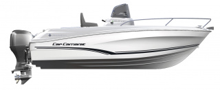 Cap Camarat 5.5 CC │ Cap Camarat Center Console of 5m │ Boat powerboat Jeanneau