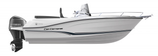 Cap Camarat 6.5 CC série3 │ Cap Camarat Center Console of 7m │ Boat powerboat Jeanneau